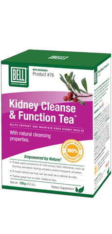 Kidney Cleanse & Function Tea