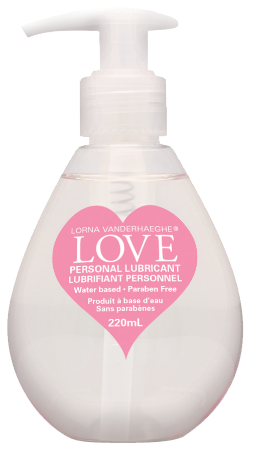LOVE Personal Lubricant 220mL