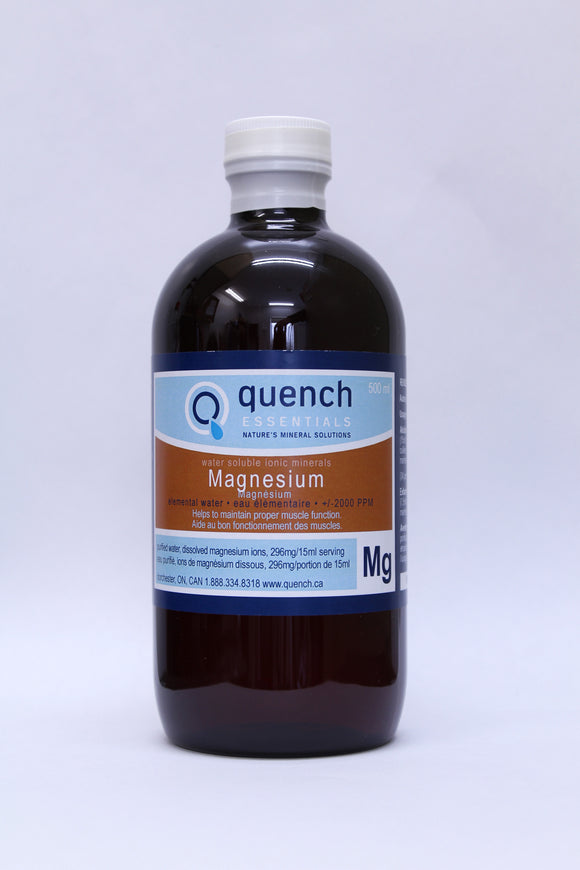 Quench Essentials Complete Life MultiMineral liquid 500ml