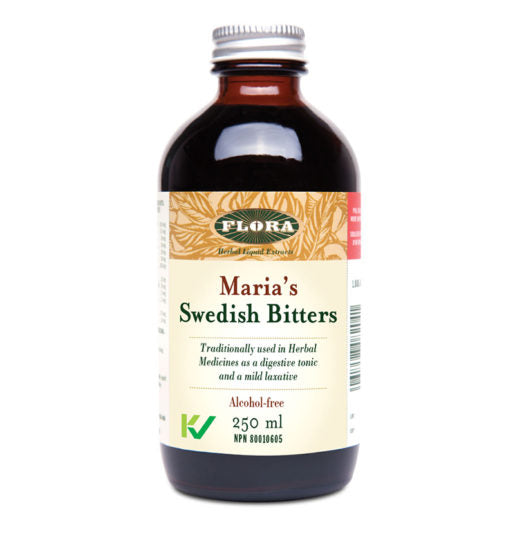 Maria's Swedish Bitters Alcohol-Free 250mL