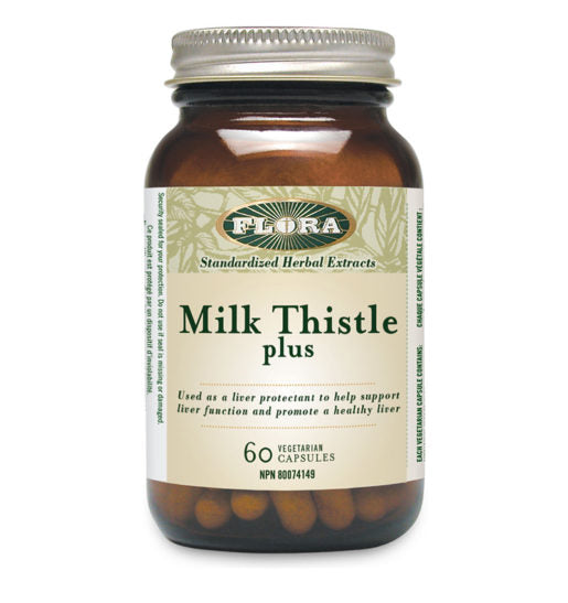 Milk Thistle plus 60's