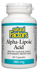 Alpha-Lipoic Acid 400 mg