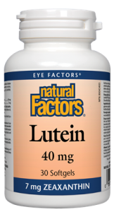 Lutein 40 mg 60's