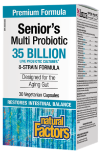 Senior's Multi Probiotic 35 Billion Live Probiotic Cultures 30's