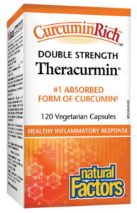 CurcuminRich™ Theracurmin® Double Strength 120's