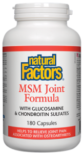 MSM Joint Formula 180's