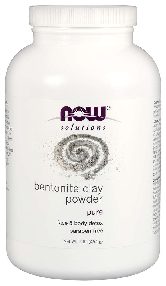 Bentonite Pwdr (External use only) 454g
