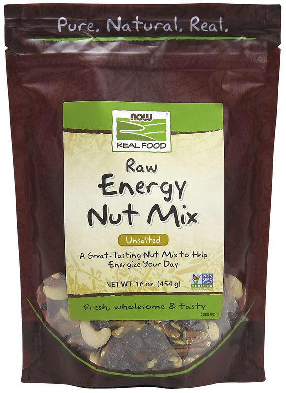 Raw Energy Nut Mix 454g