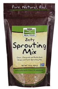 Sproutable Zesty Seed Mix 454g