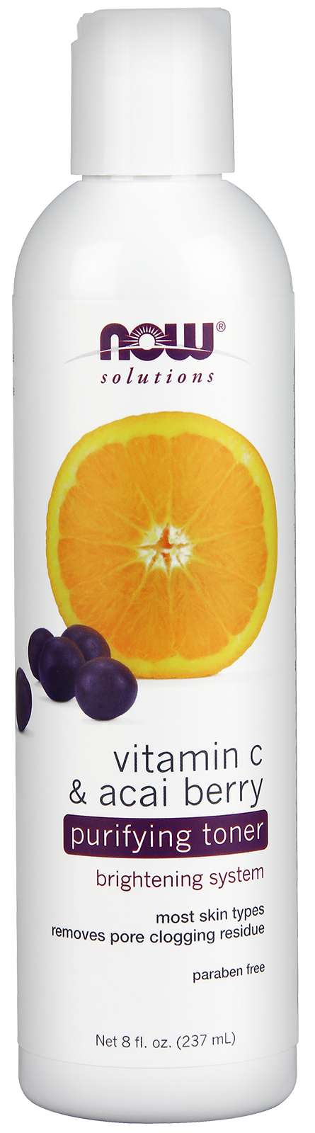 Vit C & Acai Purifying Toner 237mL