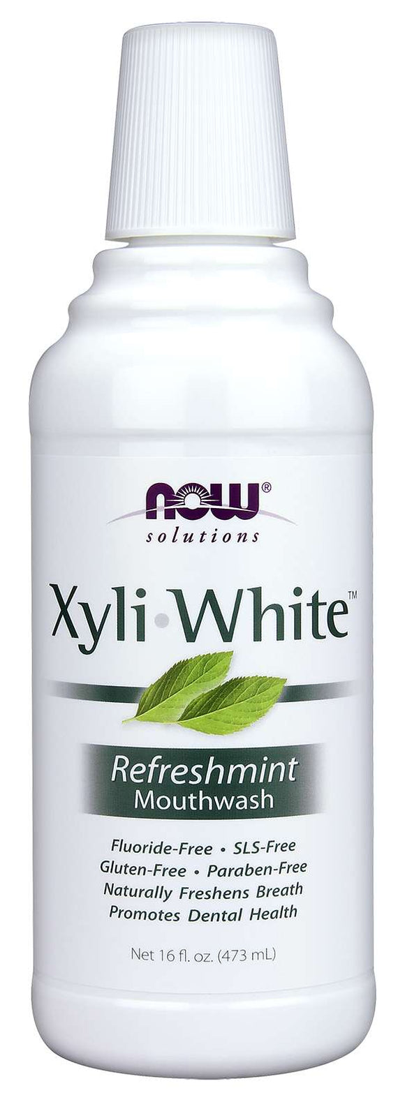 Xyliwhite Mint Mouthwash 473mL