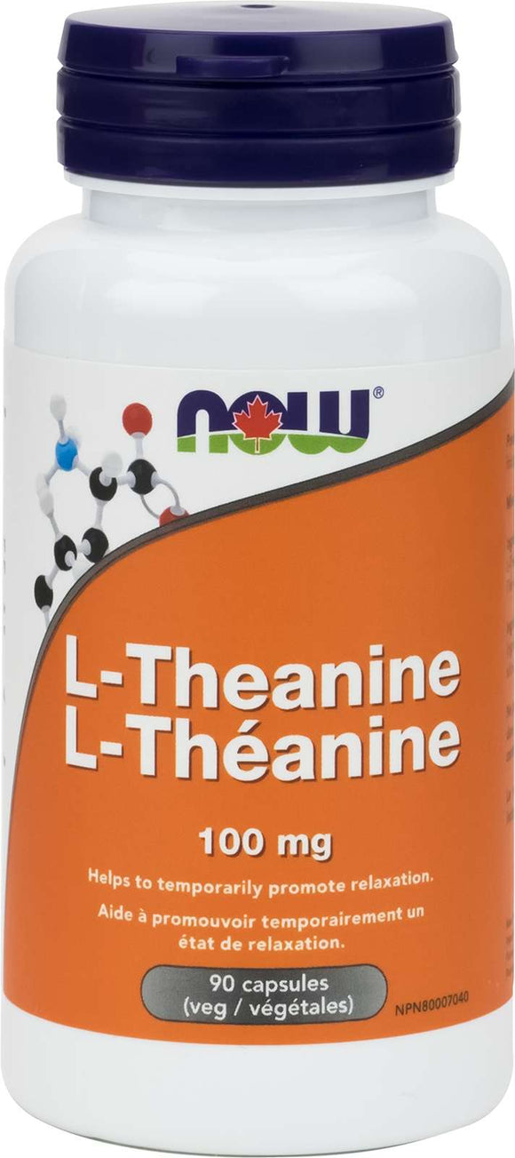 L-Theanine 100 mg from GreenTea 90vcap