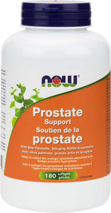 Prostate Support w/Lycopene 180gel