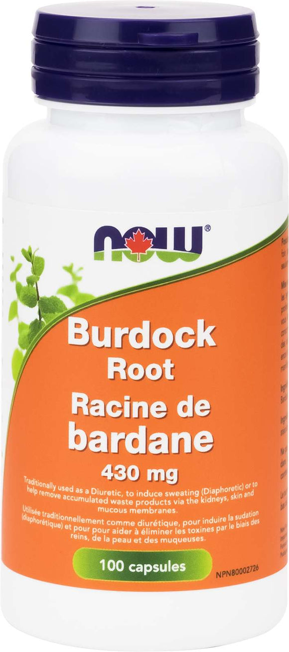 Burdock Root 430mg 100cap