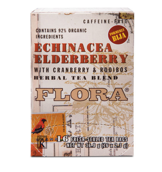 Echinacea Elderberry Tea