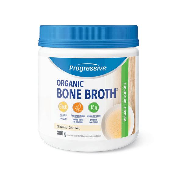 Progressive Organic Chicken Bone Broth 300g