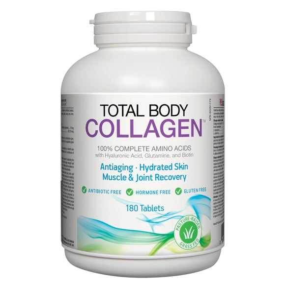 Total Body Collagen 180's