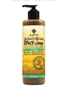 Alaffia Black Soap 16oz