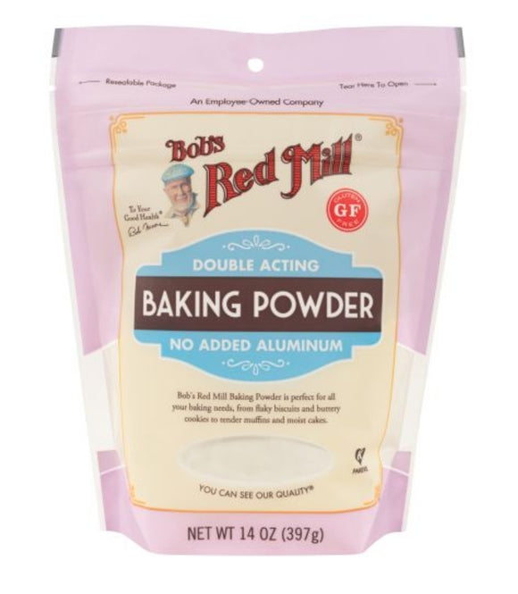 Bob's Red Mill Baking Powder 397grams