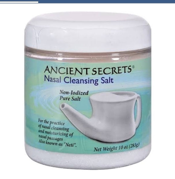 Ancient Secrets Nasal Salt Neti
