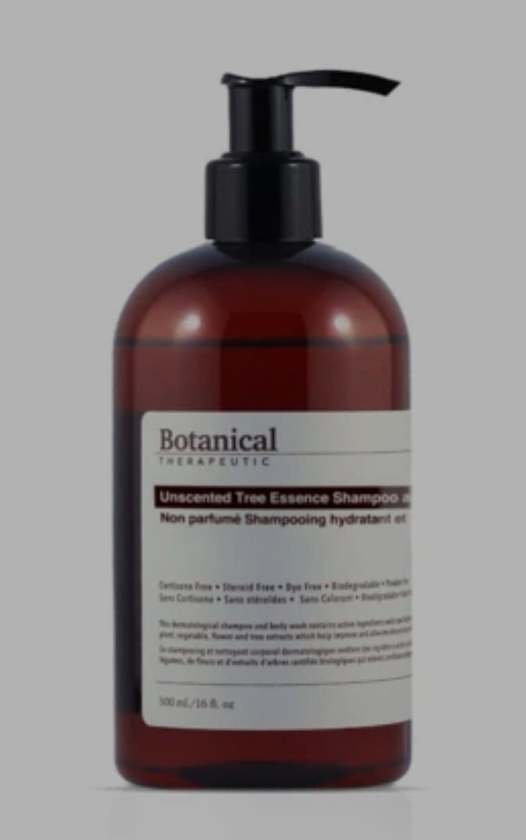 Botanical Therapeutic Tree Essence Shampoo and Body Wash 500ml