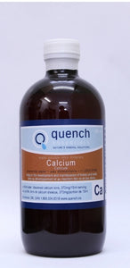 Quench Essentials Calcium 10 liquid 500ml