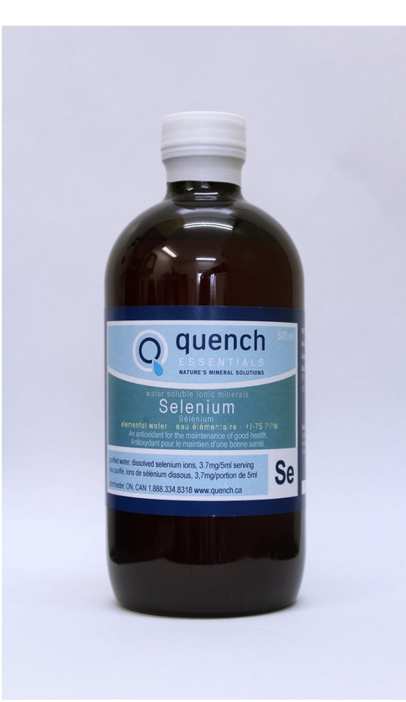 Quench Essentials Selenium 10 liquid 500ml
