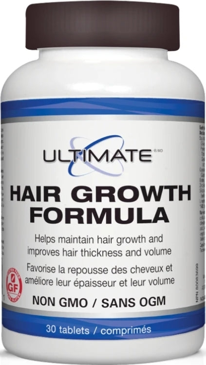 Ultimate Hair Growth Formula 30's