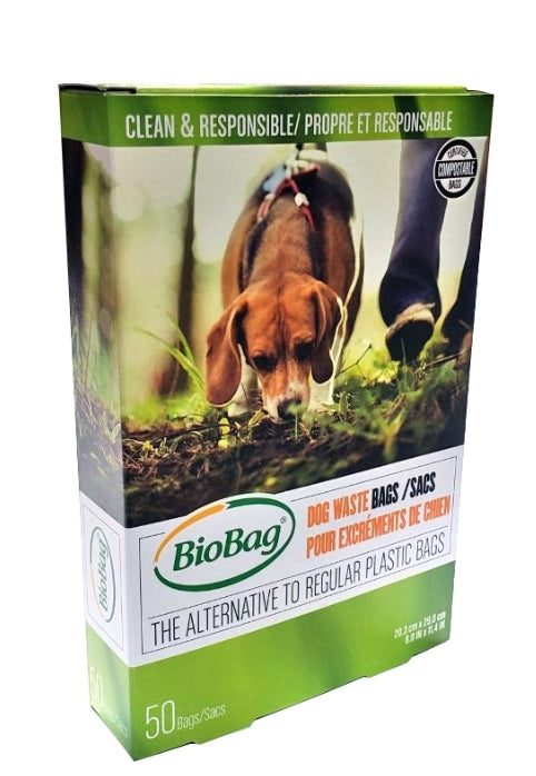 Biobag Compostable Pet Waste Bags