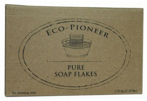 Eco-Pioneer Pure Soap Flakes 1.25kg