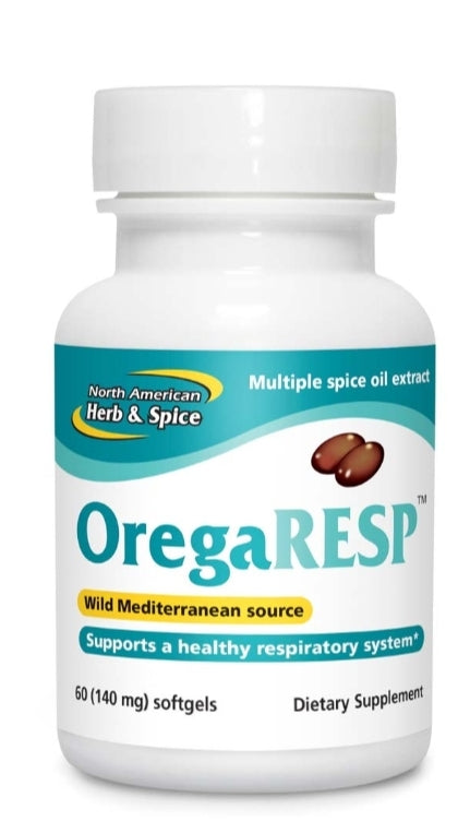 North American Herb and Spice OregaRESP 60's