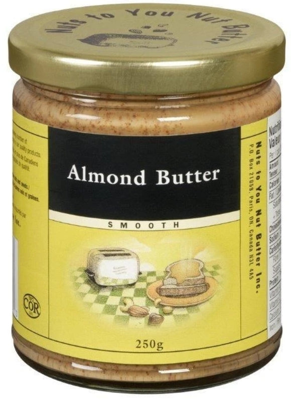 Almond Butter Smooth 365g
