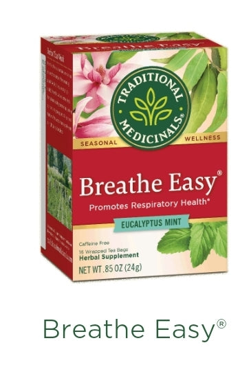 Traditional Medicinals Tea 20's