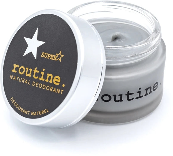 Routine Natural Deodorant Super Star 58g