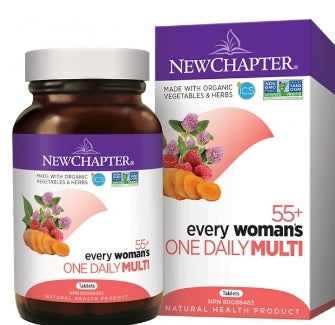 New Chapter Every Woman's One Daily 55+   72 tablets