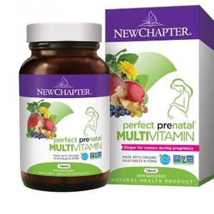 New Chapter Perfect Prenatal Multi 96 tablets