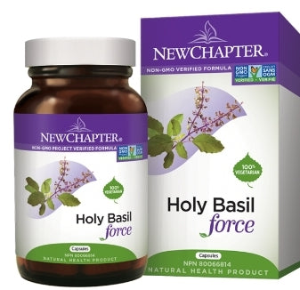 New Chapter Holy Basil Force 60's