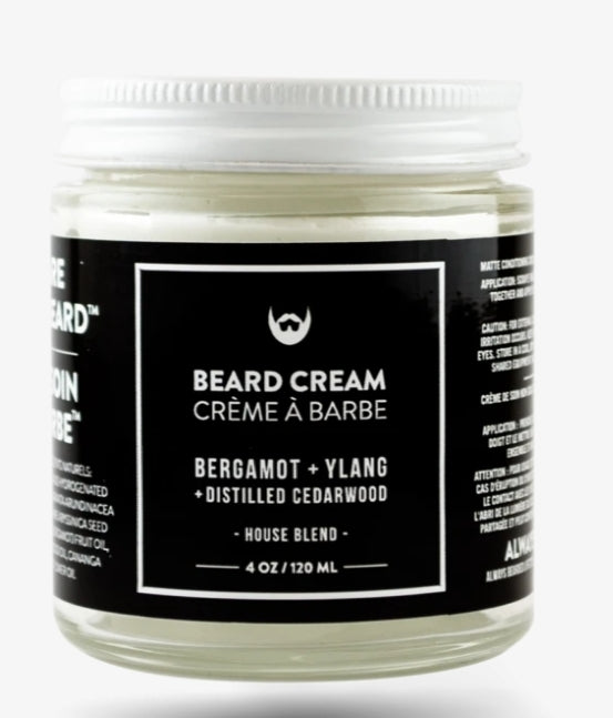 Always Bearded Beard Cream for Men 120ml