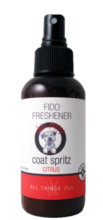 Fido Dog Freshener Coat Spritz 125ml