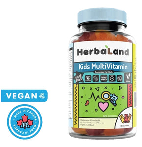 Herbaland Gummy for Kids Multivitamin 90's