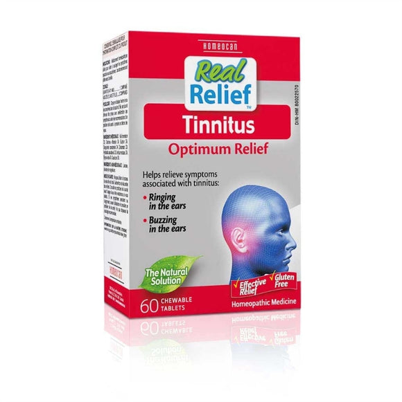 Homeocan Real Relief Tinnitus 60's
