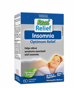 Homeocan Real Relief Insomnia 60's