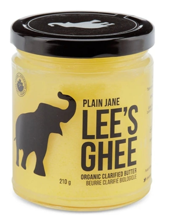 Lee's Plain Jane All Purpose Ghee 210g