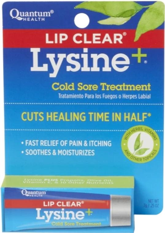 Quantum Super Lysine + Ointment Cold Sore 7g