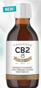 CB2 Hemp Oil for Dogs 240ml
