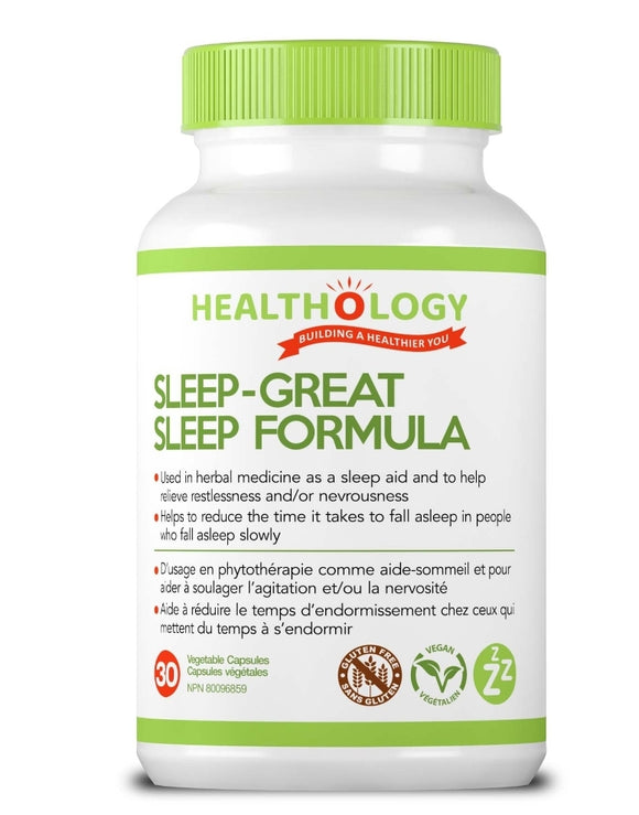 Sleep-Great Sleep Formula 30's
