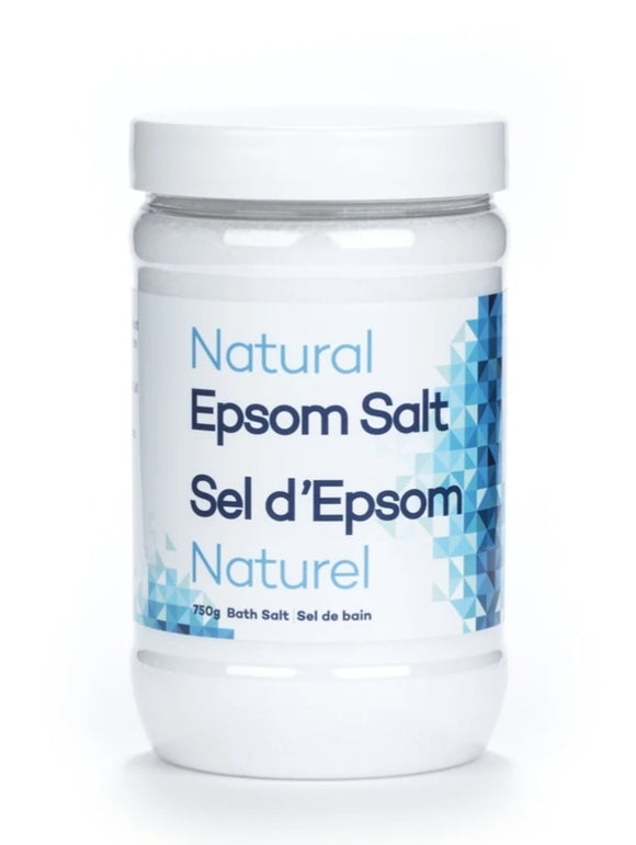 Body Love Pure Epsom Salt 750g