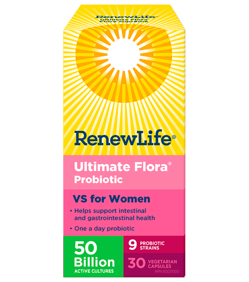 RenewLife Ultimate Flora VS for Women