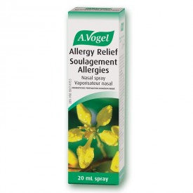 A.Vogel Allergy Relief Nasal Spray 20ml