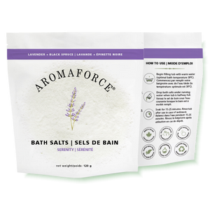 Aromaforce© Bath Salts - Serenity